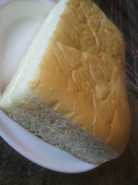 牛乳パン(<br />  柏屋製菓)