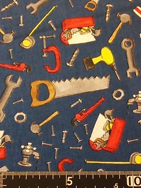 DIY工具柄の布地